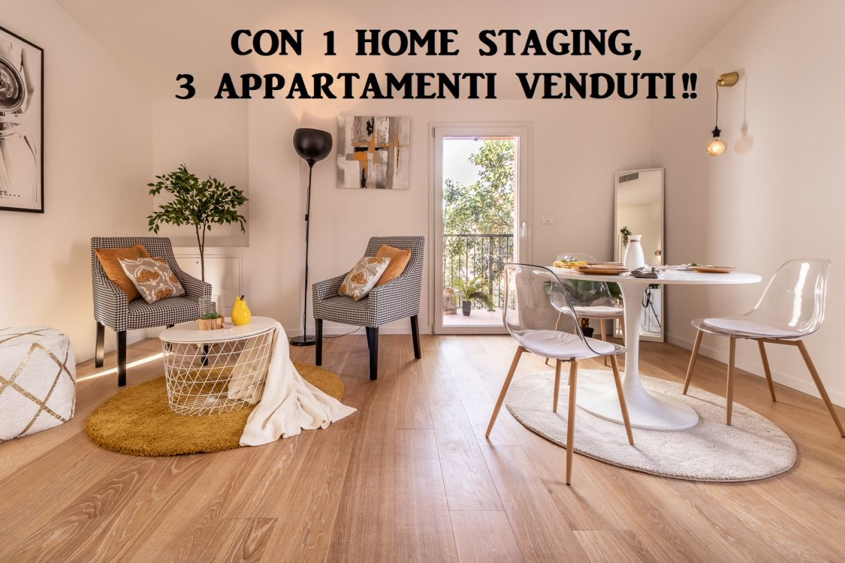 lhome staging e una tecnica di marketing immobiliare con enormi potenzialita